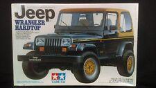 Tamiya 1/24 Jeep Wrangler Hardtop Model Kit / Sealed