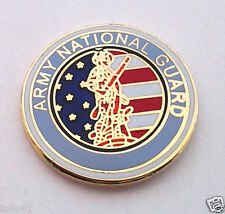 ARMY NATIONAL GUARD  Military Veteran US ARMY Hat Pin 14776 HO