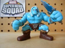 Marvel Super Hero Squad FROST GIANT (Thor Villain) from Avengers Wave 2