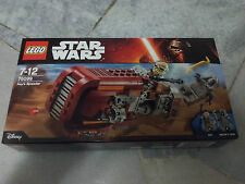 LEGO Star Wars Rey's Speeder 75099 New MISB