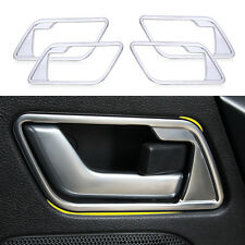 Interior Door Handle Cover Frame Trim Fit Land Rover Freelander 2 LR2 2008-2014
