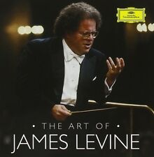 JAMES LEVINE/WP/BP/MOO/+ - THE ART OF JAMES LEVINE 23 CD NEU BEETHOVEN/BRAHMS/+