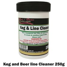 Keg & Beer Line Cleaner 250g heavy duty cleaner - For the home brew hobbyist