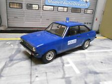FORD Escort MKII 1.1 Popular Surre Police Polizei GB UK RHD Corgi Vanguards 1:43