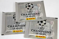 Panini CHAMPIONS LEAGUE 1999/2000 99/00 - 3 x  TÜTE PACKET SOBRE POCHETTE MINT!