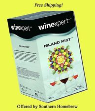 Winexpert Island Mist Raspberry Peach Sangria Wine Kit -  Wine Making Kit