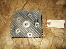 Nos Vintage CCW Snowmobile Engine Cylinder Head 19000210