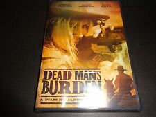 DEAD MAN'S BURDEN-Divided by the Civil War, can CLARE BOWEN,brother make up-DVD