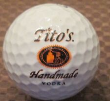 (36) 3 Dozen Nike Mix Near Mint AAAA (TITO'S Vodka Logo) Used Golf Balls