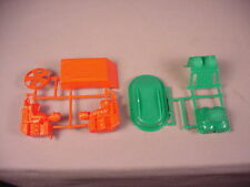 1987 McDonald's boats 2 toys snap together kits Happy Meal Sailors Mint new