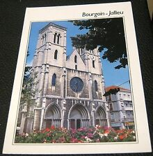 France Bourgoin-Jallieu Eglise St-Jean-Baptiste - CIM unused