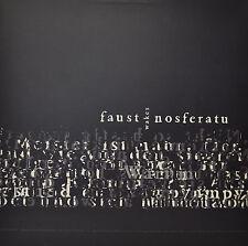"""FAUST - WAKES NOSFERATU - SIGNIERT!!!  12""""  LP (M483)"""