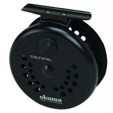 Okuma Sierra S7/8 Premium Disc Drag Fly Fishing Reel Spinning Fly Rods