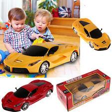 Boy Mini Speed RC Radio Remote Control Micro Racing Car Toy 2 channel Child Gift