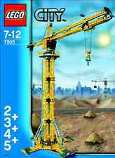 Lego Technic Set 7905 Tower Crane