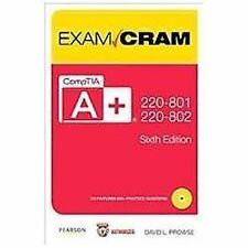CompTIA A+ 220-801 and 220-802 Exam Cram 6th Edition