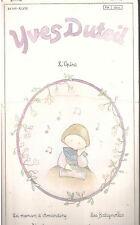 45T EP. Yves Duteil: l'opéra + 3 titres. livre disque EMI