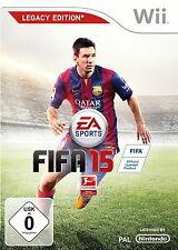 Fifa 15 Legacy Edition für Wii