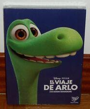 EL VIAJE DE ARLO-THE GOOD DINOSAU-DISNEY-DVD-PRECINTADO-SEALED-FUNDA DE CARTON