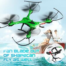 JJRC H31 Waterproof 2.4G 4CH 6-Axis Gyro Headless Mode RC Quadcopter Green