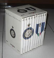 Box 10 Dvd INTER CAMPIONE D'ITALIA 2006-2007 – 15 Scudetto Calcio Campionato