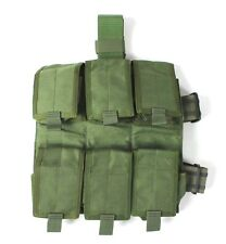 Old Gen Eagle Industries OD Green 6X Frag/ Flash Grenade Drop Leg Black Buckle