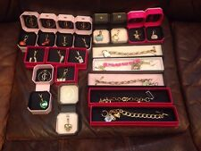 Juicy Couture Bracelets Charms Retired Rare Lot New