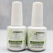 LOT 2 Gelish Harmony VITAGEL STRENGTH Base Coat Vitamin Nail Strengthener #01150