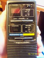 Radio Shack TRC-460 40 Channel Emergency CB Radio with Weather Band