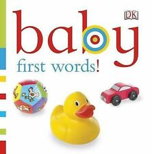 BABY: First Words! : WH1#C : BB687 : LIMITED STOCK : ULN (AP)