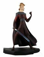 Gentle Giant Star Wars Animated Anakin Skywalker CLONE WARS MAQUETTE MIB STATUE
