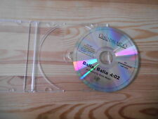 CD Pop Gino Dal Nero - Balla, Balla (1 Song) Promo GLOBUS EXKLUSIV - cd only -