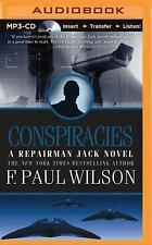 Repairman Jack: Conspiracies 3 by F. Paul Wilson (2015, MP3 CD, Unabridged)