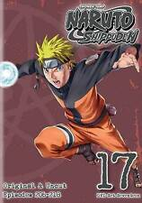 Naruto: Shippuden - Box Set 17 (DVD, 2014, 2-Disc Set) ORIGINAL & UNCUT