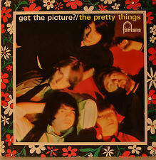 "PRETTY THINGS - GET THE PICTURE? 12""  LP (M606)"