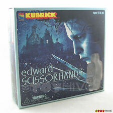 Edward Scissorhands Kubrick 4 figure Collector's box Set by Medicom Toys