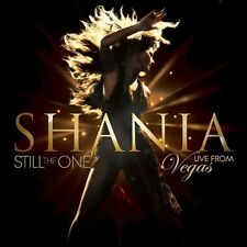 SHANIA TWAIN - SHANIA: STILL THE ONE - LIVE FROM VEGAS  CD NEU