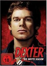 Dexter - Staffel 3 (2014) - 4 DVD Set - FSK 18