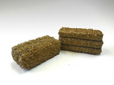 ACCESSORY HAY BALE 2 PIECES SET FOR 1:24 SCALE MODELS BY AMERICAN DIORAMA 23987