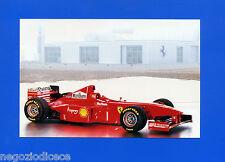 Cartoline / Card - PHOTOCARD PHOTOPRINT FERRARI - Panini 1998 - n°24 - F1 F 300