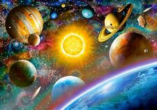 NEW! Castorland Outer Space 500 piece jigsaw puzzle