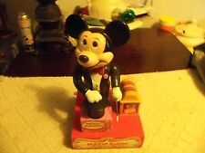 Vintage 1976 Mickey Mouse Magic Show Toy