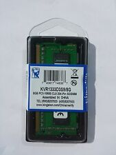 UK. NUOVO! 8GB PC3-10600 1333 Mhz 204 pin SODIMM DDR3 Laptop MEMORIA RAM