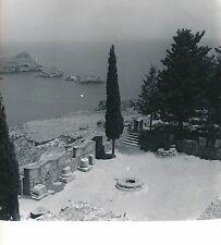 ÎLE DE RHODES c. 1950 - Lindos Grèce  - DIV 9302