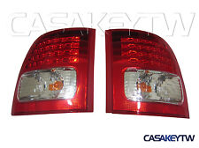 Micra/March K11 3Dr/5Dr 1992-2002 LED TAIL REAR LIGHT R/Clear for NISSAN