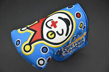 IN STOCK! Scotty Cameron Custom Shop BLUE GoLo Jackpot Johnny Putter Cover