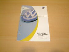 VOLKSWAGEN VW  SERVICE BOOK  SERVICE HISTORY BOOK   NEW & UNUSED   ALL VW MODELS