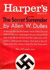1966 Harper's July - The Secret Surrender; how to write New Yorker stories;India