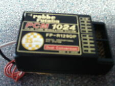 Rc Plane Futaba Robbe PCM 1024 FP-R129DP Dual Conversion 8 ch Receiver 35mhz