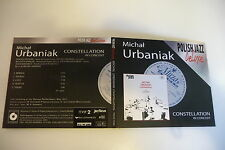 MICHAL URBANIAK CONSTELLATION IN CONCERT CD DIGIPACK POLISH JAZZ.
